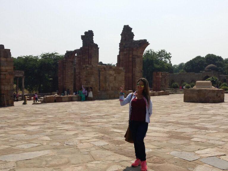 3. ruinas de qutub