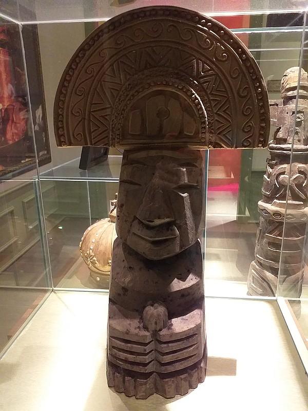 Escultura en Chocolate