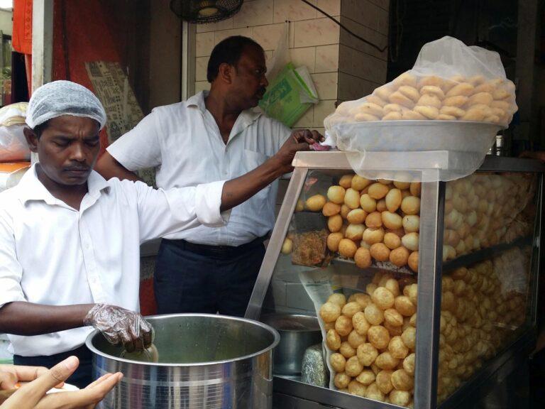 4. comida callejera