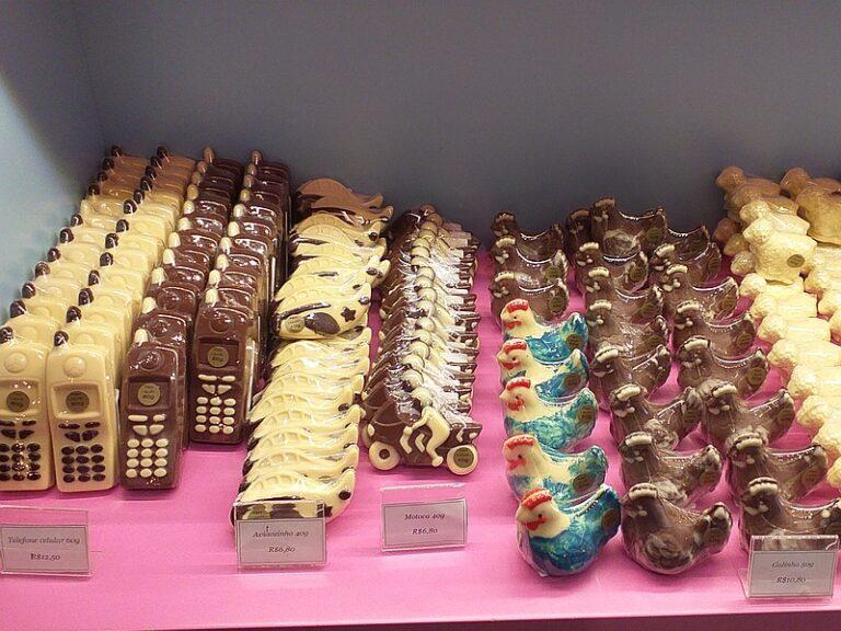 Chocolates locales