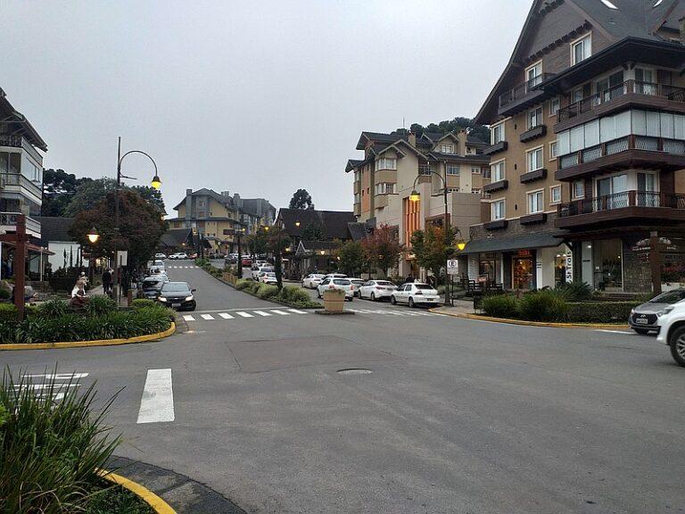 Calles de Gramado