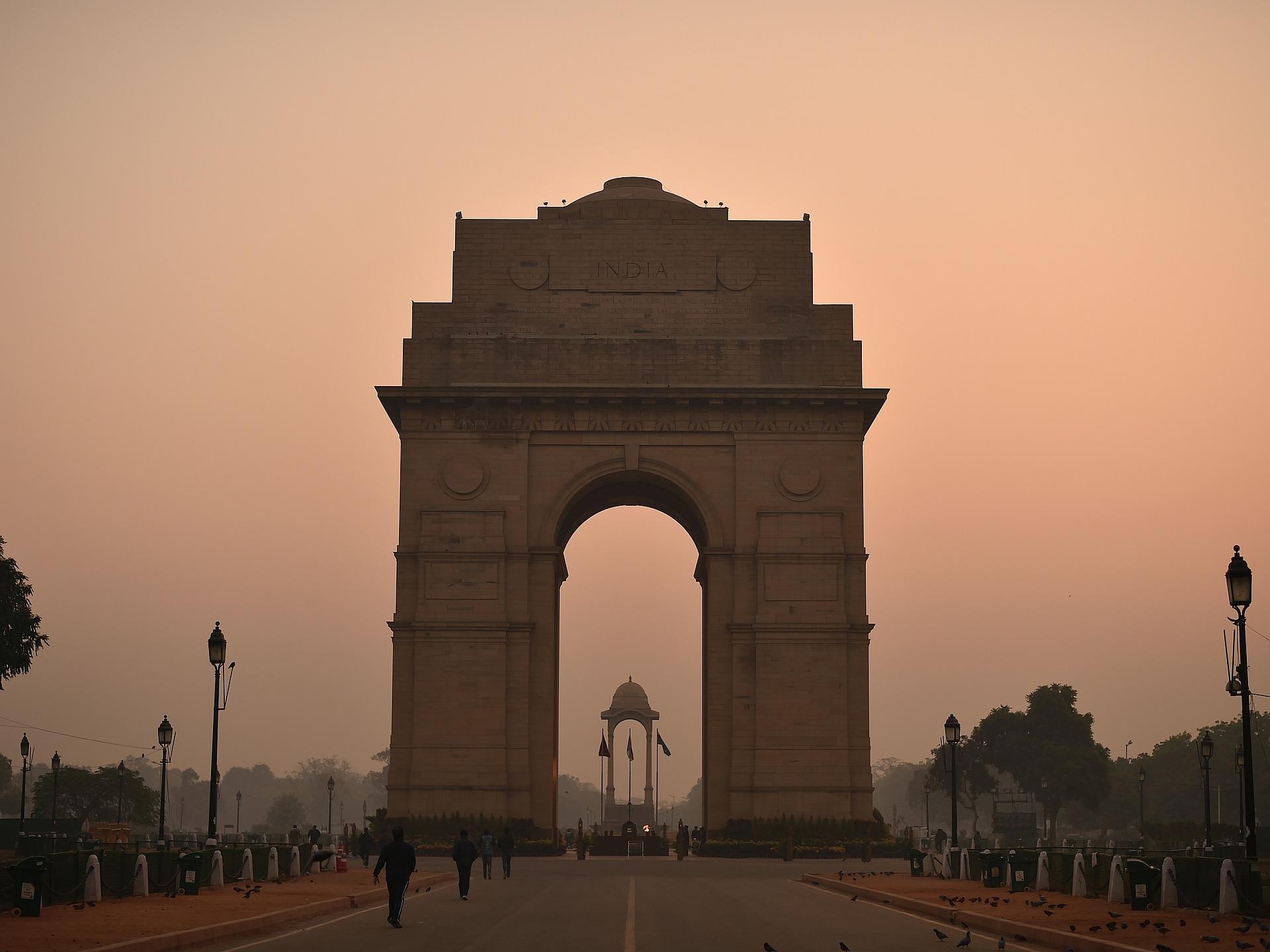 Puerta de la India - Nueva Delhi