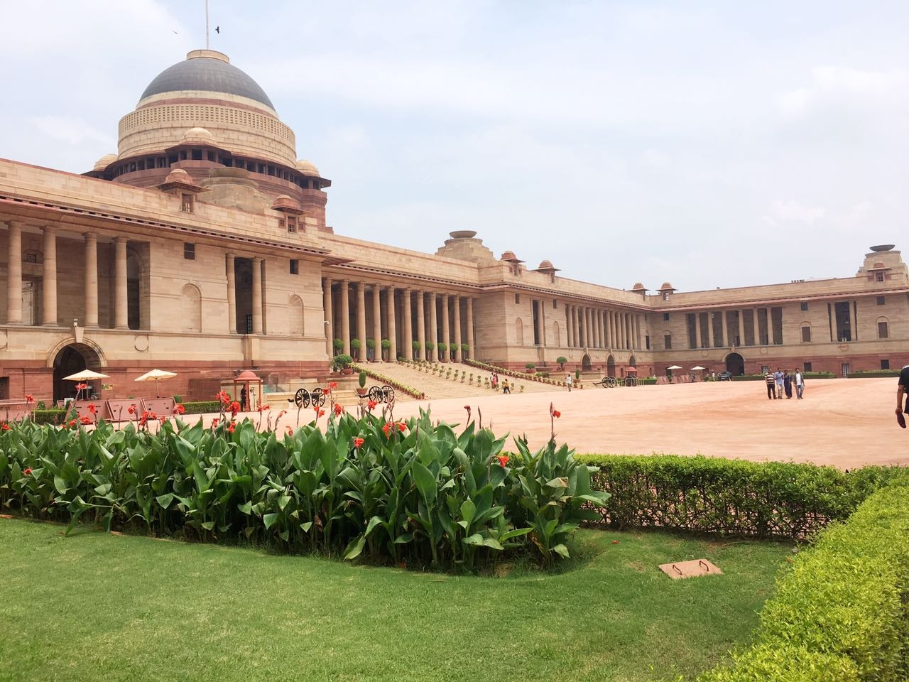 Presidential Palace - New Delhi