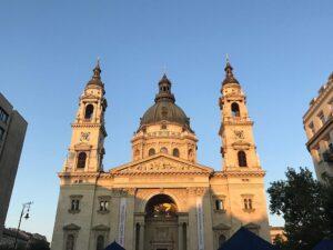 Basílica de San Esteban en Budapest, parte del artículo Hoja de ruta: 3 días en Budapest desde Viajando Facil