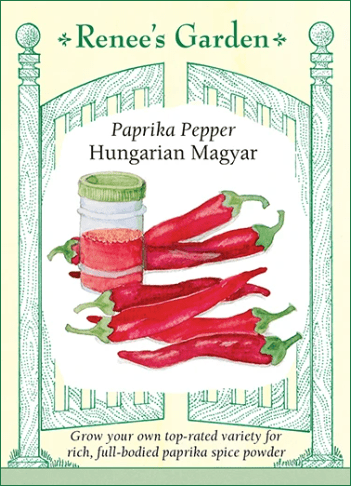 Paprika is a traditional ingredient of Hungarian Goulash