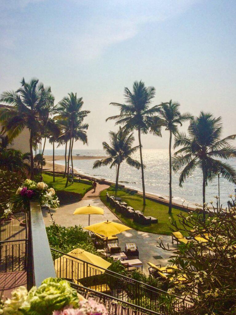 Goa Marriott - Miramar Beach