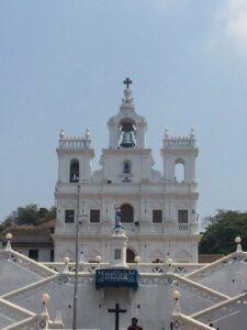 Church of Nossa Senhora da Conceição - heritage of the Portuguese past